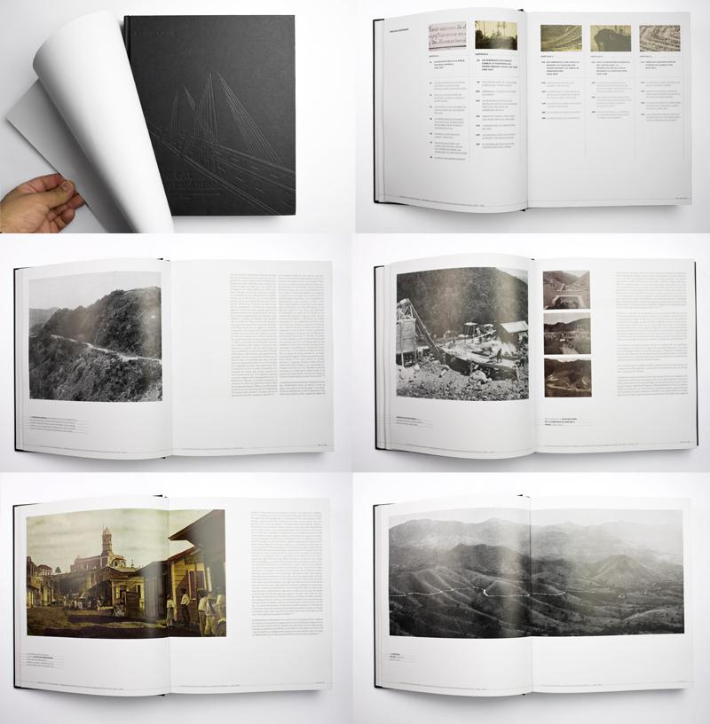 book design refraction