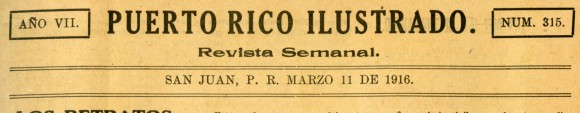 from Puerto Rico Ilustrado, 1916, No. 315