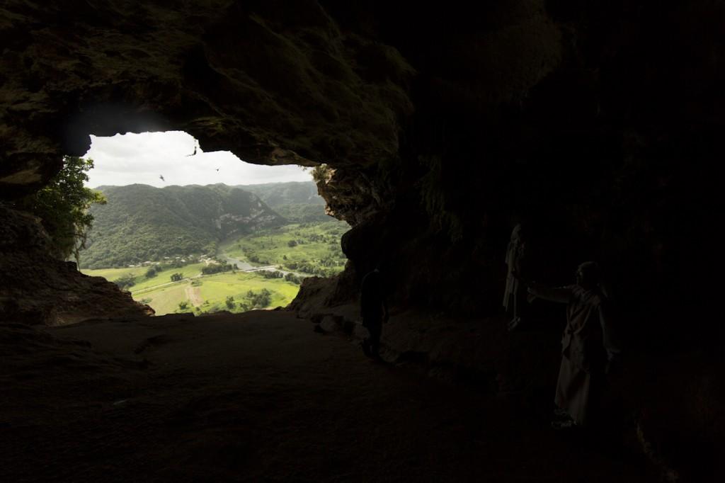 Cueva Ventana con Centro AME